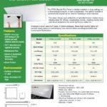 FPBL Series Flat Panel Backlit